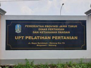Peresmian 3 gedung langsung oleh Ibu Gubernur Jawa Timur